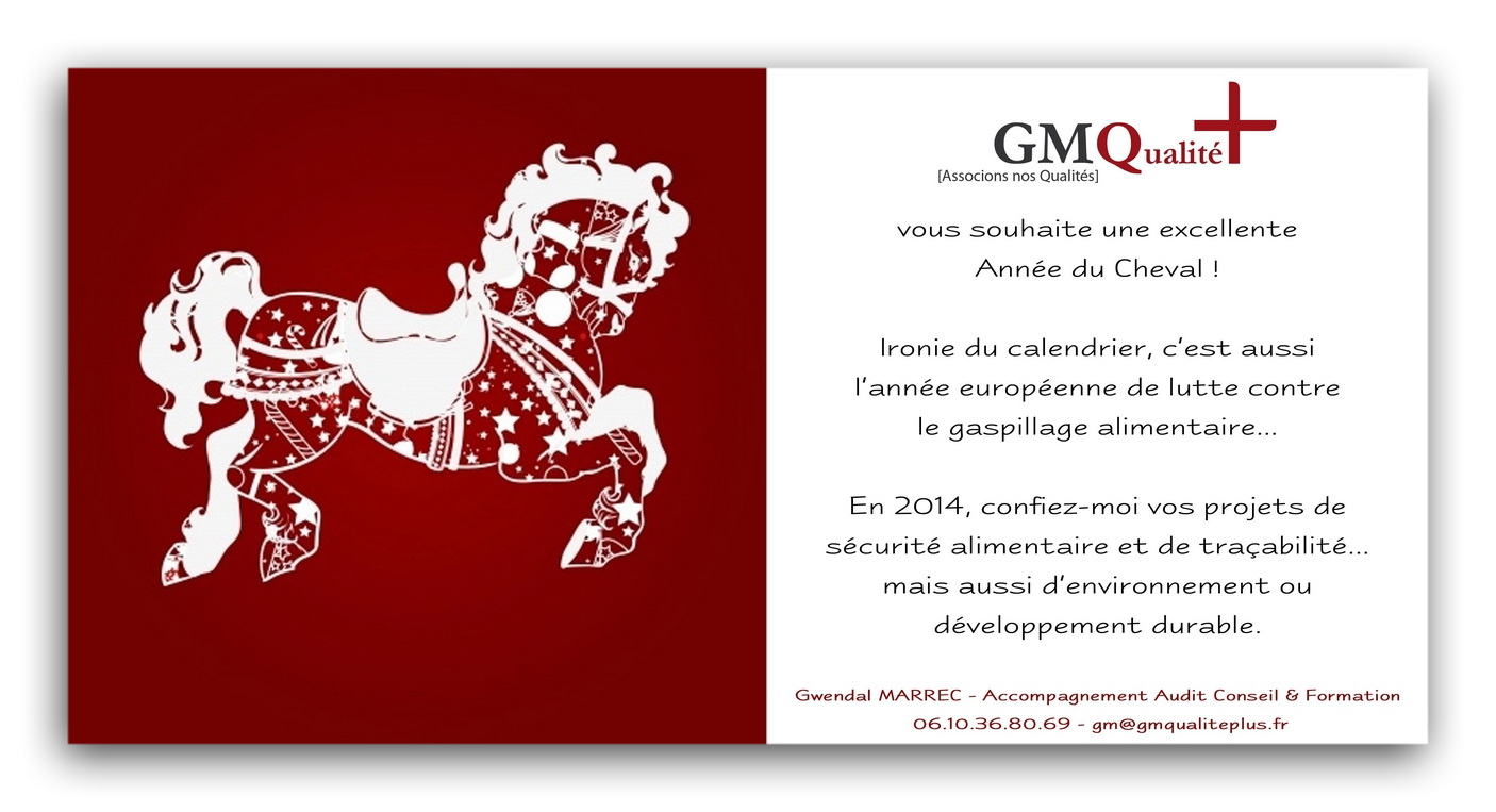 Voeux 2014 GMQ+